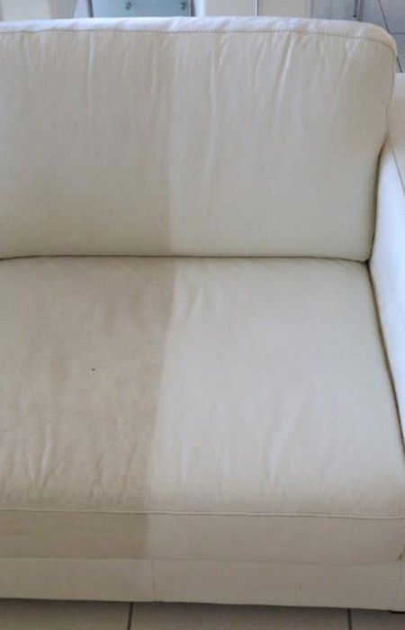 Leather sofa cleaning Leeds
